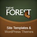 Theme Forest Wordpressthemes, HTML Templates, Joomla, Drupal