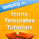 Icons, Templates, Tutorials