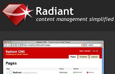 radiantcms