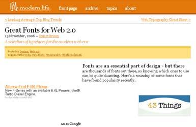 web20fonts