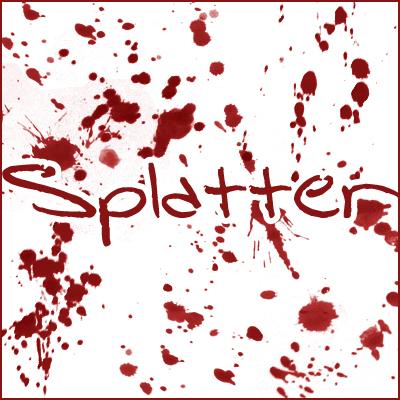 Splatter brushes by KeReN R