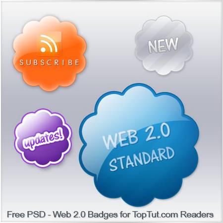 web2badges