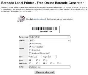 barcodeprinter