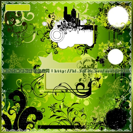 floral_frame_brushes1_by_coolwing