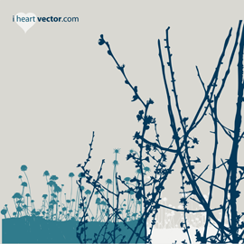 iheartvector-free-botanical