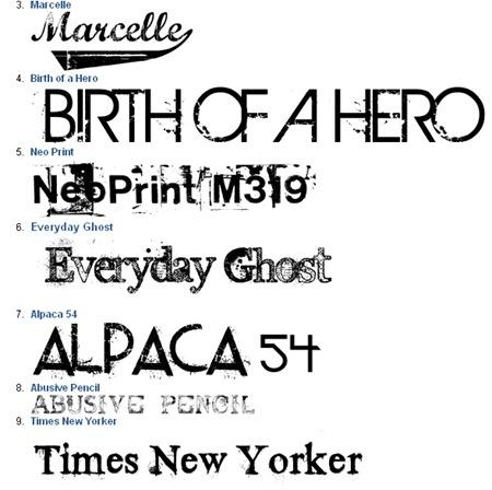 63free_grunge_fonts