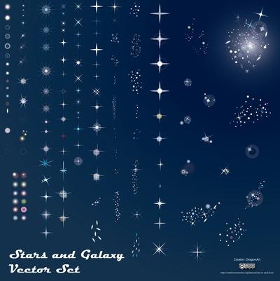 vector-stars-by-dragonart
