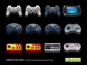 Gaming_Icons_Pack_by_deleket