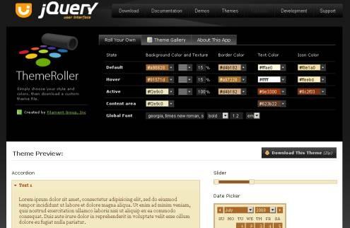 jquery_themeroller