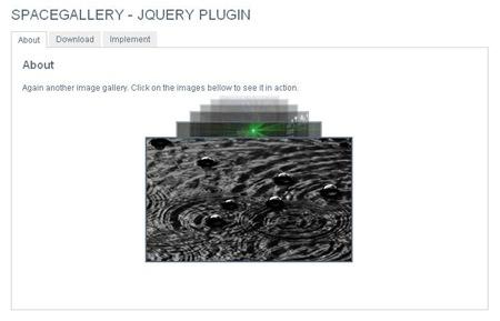 jquery_spacegallery