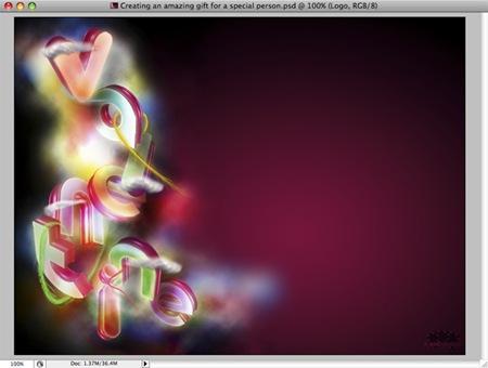 photoshop_tutorial_3d_valentine
