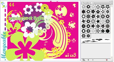 flower_illustrator_brushes_by_Cherryflip