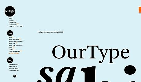ourfonts
