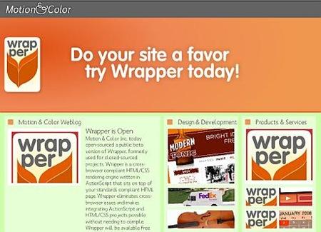 htmlwrapper