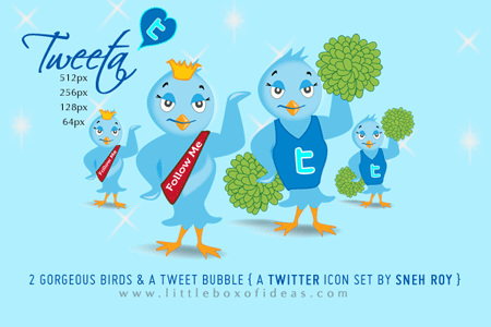 tweeta-a-free-twitter-bird-icon-set