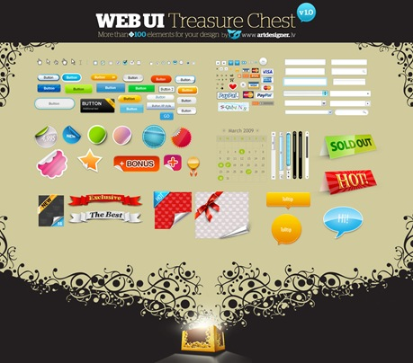 WEB_UI_TreasureChest_v1