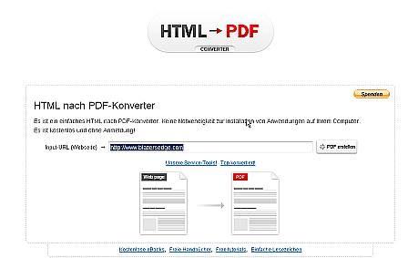 pdfhtmlconverter