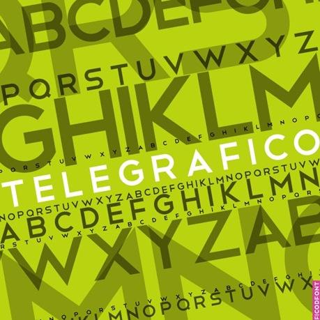 telegrafico_font