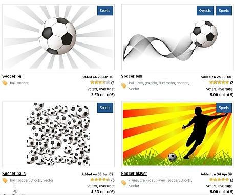 soccerballvector
