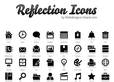 reflectionsicons