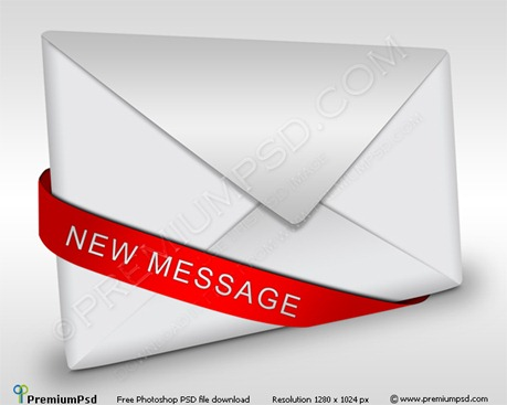 Detailed-Envelope-icon-with-Red-Ribbon