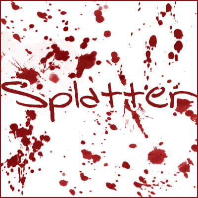 Splatter brushes by KeReN R