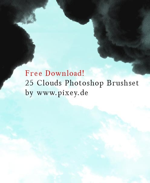 pixey_clouds_brushset