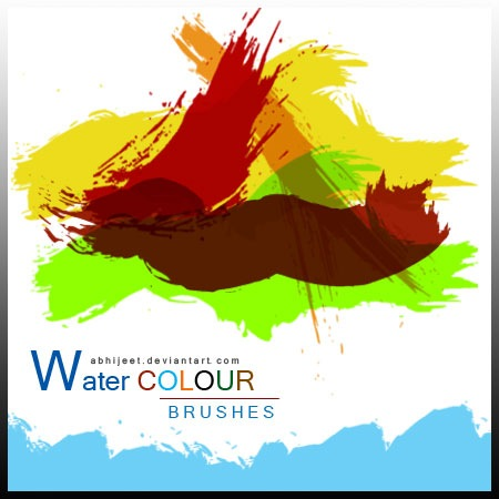 ______WaterCOLOURS______by_abhijeet