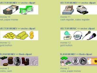 moneyvector