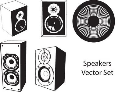 Vector_Speakers_by_Thegoldenmane