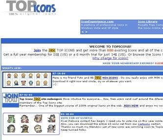 topicons