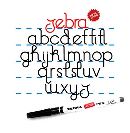 zebra2_font