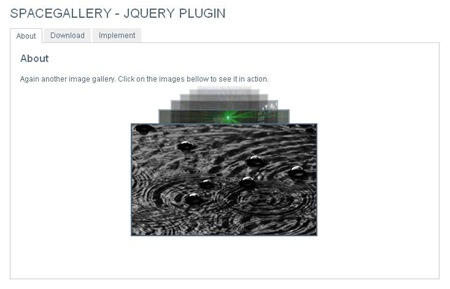 jquery_spacegallery