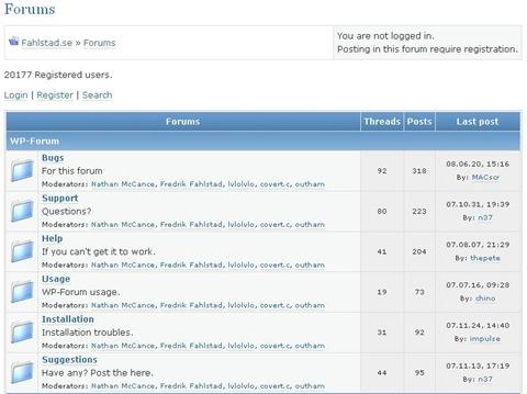 forumscripts