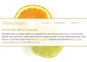menumatic
