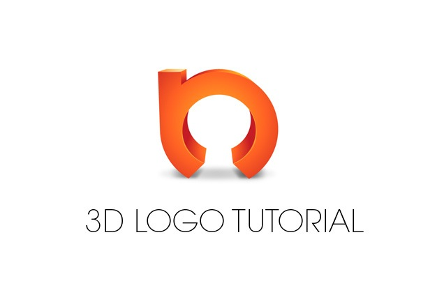photoshop_tutorial_3dlogo