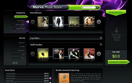 nervemusicstore