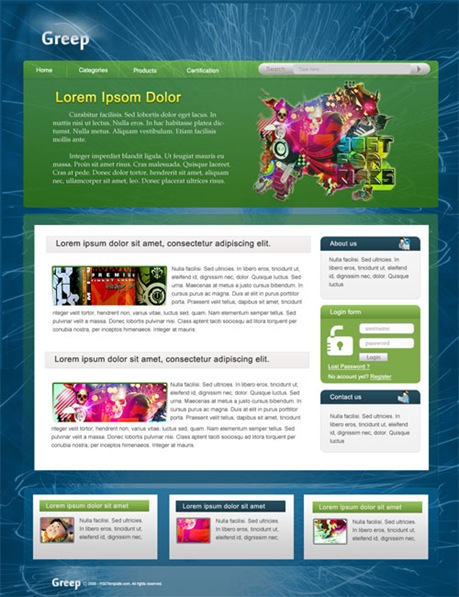 joomla-drupal-photoshop-template