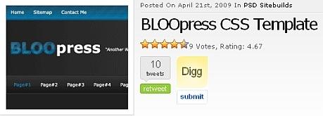 bloopresscsscoding