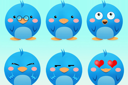 adorable-twitter-icon-pack