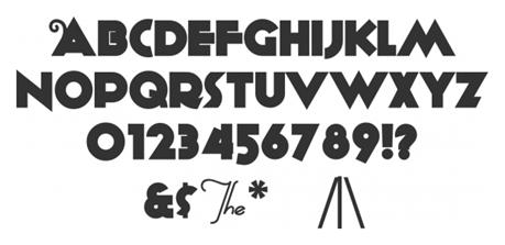 anagram_font