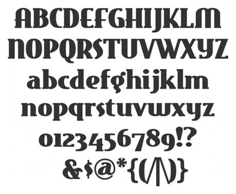 eastmarket_font