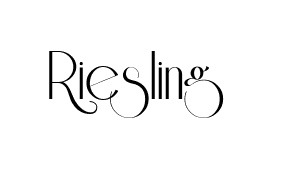 riesling_font