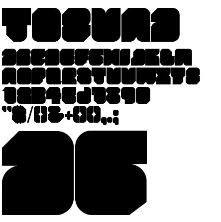 tozuna_font