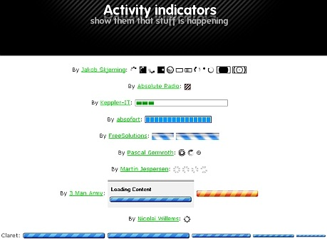 activityindicators