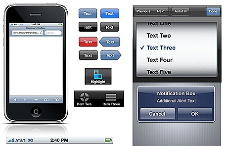 iphoneguielements
