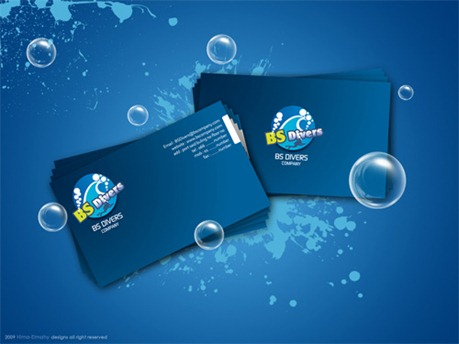 5-bs-divers-business-cards