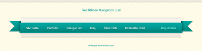 Ribbon-Navigation-by-willyepp1-400x102